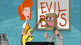Watch Phineas  Ferb Evil Boys video