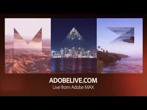 Join 25 Artists Live from Adobe MAX | Adobe Creative Cloud