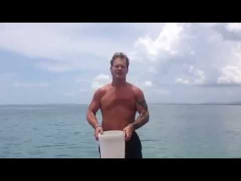CHRIS JERICHO (Fozzy) - Ice Bucket Challenge ROUND 2!
