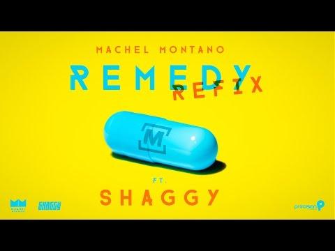 Remedy Refix - Machel Montano Ft. Shaggy   Soca 2015   Machel Montano Music video