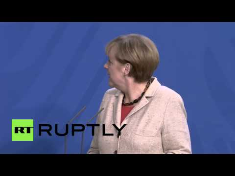 Germany: Merkel welcomes Li Keqiang, praises stable Sino-German relations