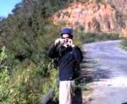 2007-11-10 – mbike ride w/ jason – mae hong son loop scenery