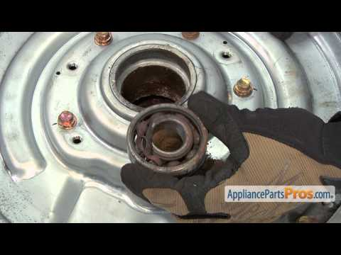 Washer Seal and Bearings (part #4036ER2004A and others)-How To Replace