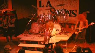 L.A. Guns - Anything Goes Live Troubadour 10-13-1984 (Axl on Vocals)
