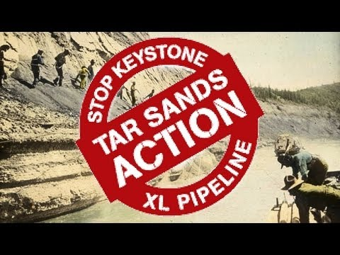 Climate Change and the Keystone XL Protest