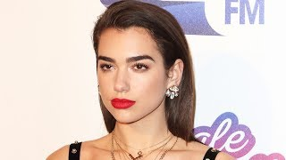 """Download Lagu Dua Lipa CLAPS BACK At Fan Who Criticizes Her For Breaking """"New Rules"""" Gratis STAFABAND"""