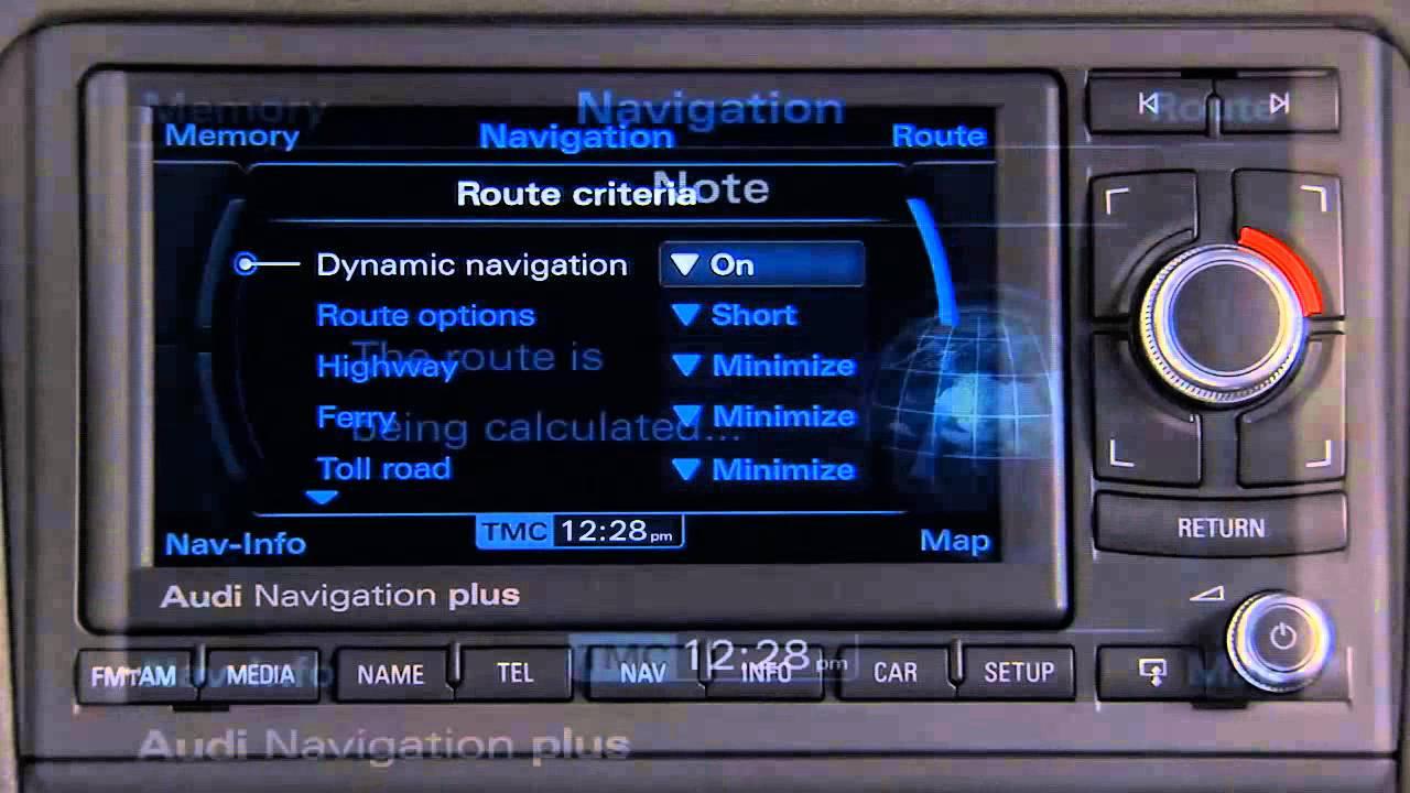 2012 audi a3 tt r8 navigation system plus 720p desktop. Black Bedroom Furniture Sets. Home Design Ideas