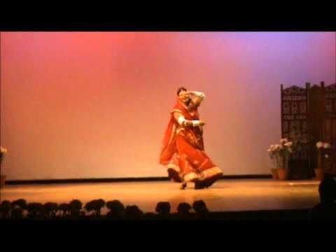 Shivani Dances On mera Assi Kali Ka Lehenga video