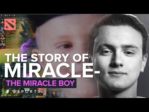 The Story of Miracle- : The Miracle Boy (Dota 2)
