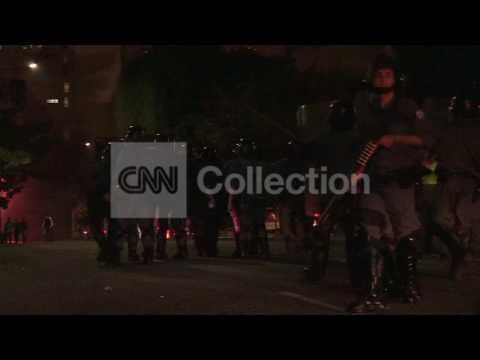 BRAZIL:PROTESTS VS TRANSPORTATION FARES
