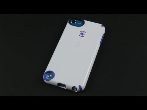 Speck CandyShell iPod Touch 5G Case Review