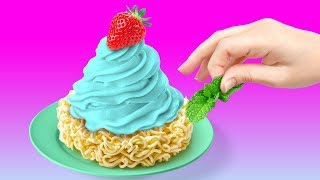 15 JAW DROPPING FOOD IDEAS WITH NOODLES