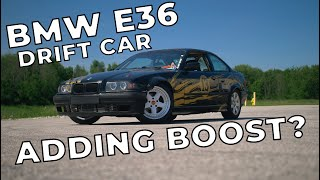 Widebody Supercharged BMW E36 Drift Car? // Summer Drift Series - Presented by Liqui Moly