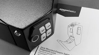 [960] Amazon's $112 Fingerprint Gun Safe Opened FAST!
