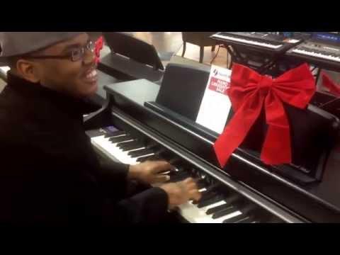 Elvis Presley - Blue Christmas Hanukkah