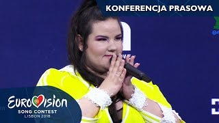 ISRAEL: Netta will not use a looper on stage (Eurovision 2018)