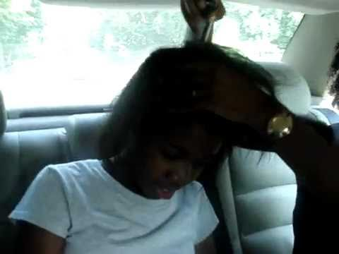 Tags:cornrow braids tynisha african hair black women natural haircare nappy