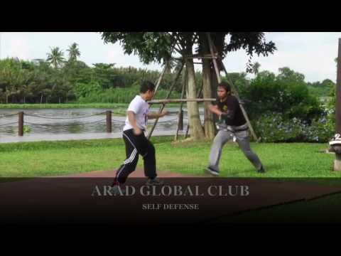 Self Defense Training 9,Tony Jaa, Arad Global Club: Eskişehir Self Defense, Eskişehir Muay Thai