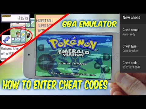 Pokemon Emerald Chea<br><iframe title=