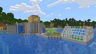 [LIVE🔴] Minecraft Survival -  Upgrading My Defense Tower & Laying Red Stone Railway