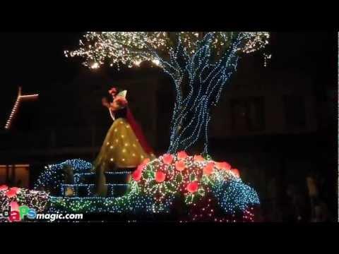 Tokyo Disneyland Electrical Parade Dreamlights 2012