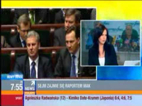 2011-01-18 Polsat News