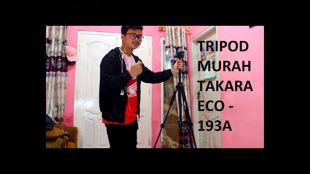 Tripod Murah 100 Ribuan Takara Eco 193 A Hot Clip New Video 196a Funny