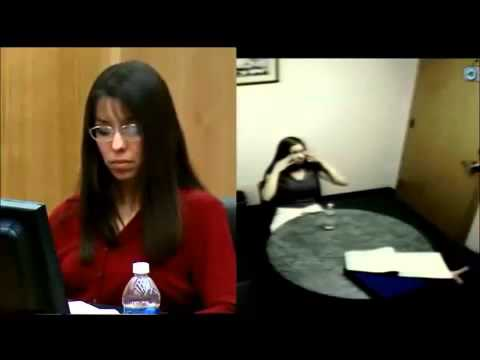 Jodi Arias Trial: Day 7 : Police Interrogation Video (No Sidebars)