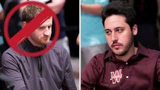 Adrian Mateos Eliminates David Peters in the $1 Million One Drop Poker Tournament