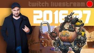 Livestream 2016 #27 - Cabals, Overwatch