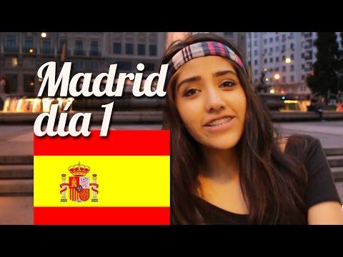 MI PRIMER DÍA EN ESPAÑA | VLOG LOS POLINESIOS