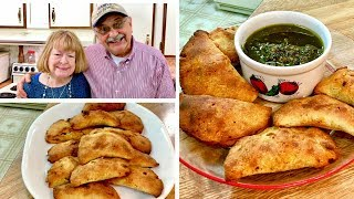 Making Low Carb Empanadas (with the usual romantic dramas)