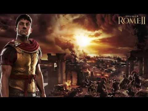 Total War: Rome 2. Первые Кадры Карты Кампании!