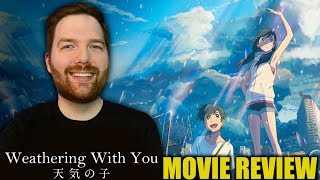 Weathering with You - Movie Review