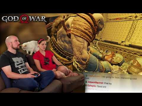 God of War AWESOME!   EPISODE 4   Part 2 thumbnail