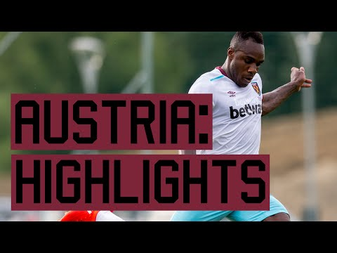 HIGHLIGHTS: West Ham 3-0 Karlsruher SC