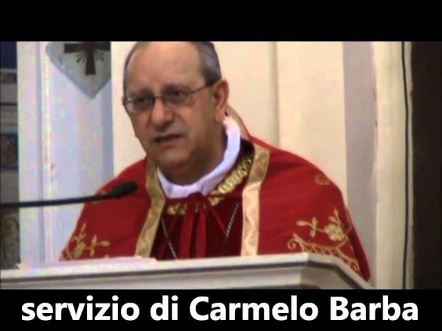 Filmato Omelia del Vescovo  Adorazione eucaristica delle confraternite