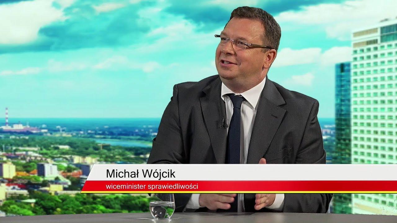 M. Wójcik: Jeszcze w Polsce nie było tak, żeby jakikolwiek organ państwowy zawiesił ustawę - wPolsce (07.08.2018r.)
