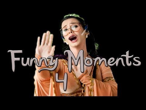 Katy Perry - funny moments (part 4)