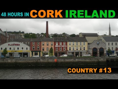 A Tourist's Guide to Cork, Ireland