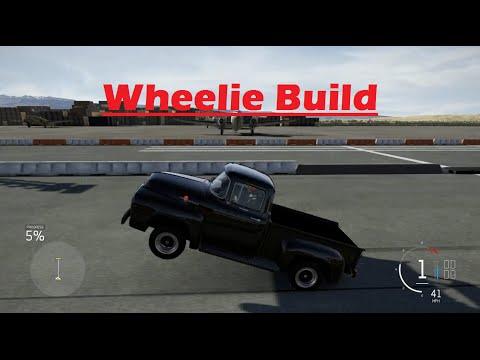 how to make your car do a wheelie