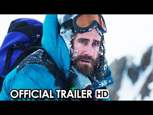 Everest Official Trailer (2015) - Jake Gyllenhaal, Josh Brolin HD