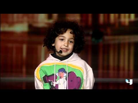 #ArabsGotTalent - S2 - Ep6 - جاد صبيح thumbnail