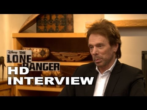 The Lone Ranger: Jerry Bruckheimer (Producer) Interview