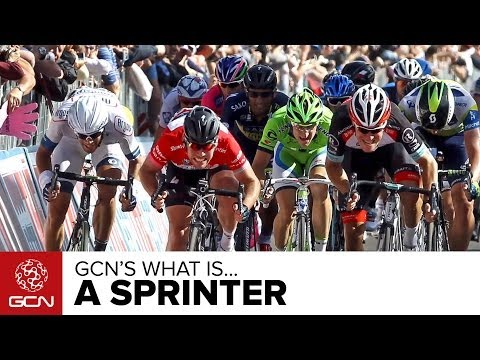 What Is A Sprinter? What Makes A Great Sprint Cyclist?