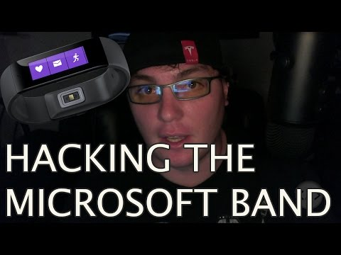 Hacking the Microsoft Band