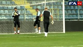 England Training Session | England vs Montenegro 07-10-11