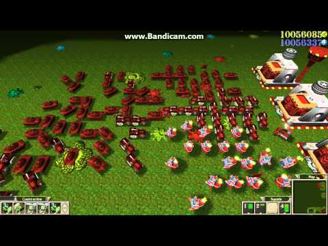 Army Men RTS multiplayer bots 1v7 Ultimate Rush part 3