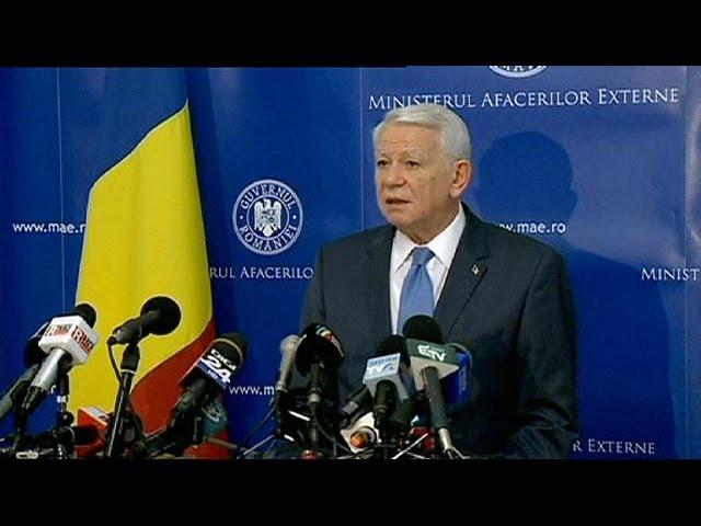 Segundo ministro de exteriores rumano que dimite por el caos electoral en el extranjero
