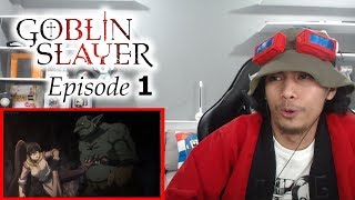 Real GLOCO Reacts to GOBLIN SLAYER Anime Episode 1
